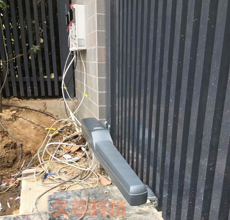 意大利进口迪泰柯直臂平开门电机PWR35H案例图片