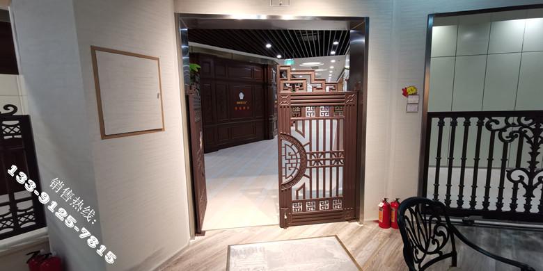 富士山铸铝门