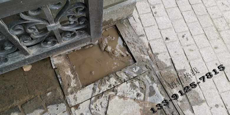 进口地埋式开门机不排水后果